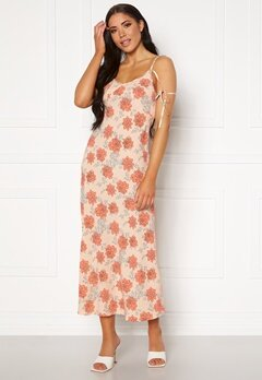 Ivyrevel Bias Maxi Dress Multi Floral Bubbleroom.no