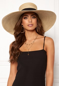 Ivyrevel Oversized Straw Hat Natural Bubbleroom.no