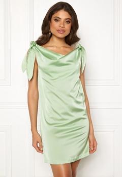 Ivyrevel Tie Shoulder Dress Pastel Green Bubbleroom.no