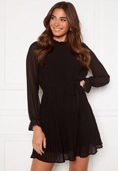 Jacqueline de Yong Bibi LS Dress Black Bubbleroom.no