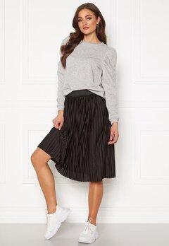 Jacqueline de Yong Boa Skirt Black AOP Bubbleroom.no