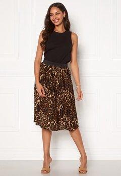 Jacqueline de Yong Boa Skirt Black Leo Bubbleroom.no