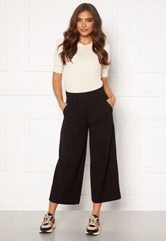 Jacqueline de Yong Geggo New Ancle Pants Black Bubbleroom.no