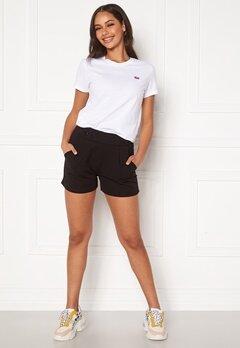 Jacqueline de Yong Geggo Shorts Jrs Black Bubbleroom.no