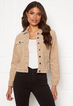 Jacqueline de Yong Kiraz Corduroy Jacket Nomad Bubbleroom.no
