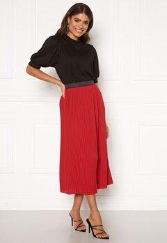 Jacqueline de Yong Paris Skirt Scarlet Sage Bubbleroom.no