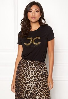 Juicy Couture JC Tee Pitch Black Bubbleroom.no