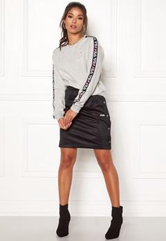 FILA Jenna Buttoned Skirt Black Bubbleroom.no