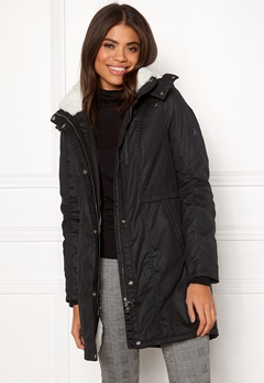 JOFAMA Regina 2 Jacket Black Bubbleroom.no