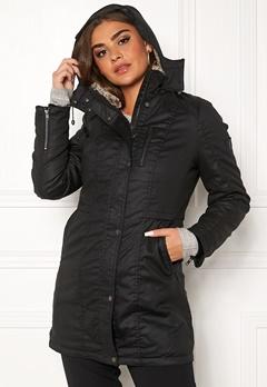 JOFAMA Regina 3 Jacket Black Bubbleroom.no