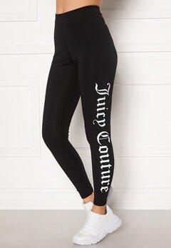Juicy Couture Charlotte Legging Black Bubbleroom.no