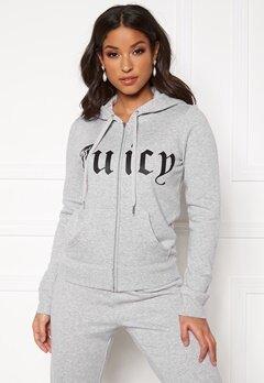 Juicy Couture Core Gothic Jacket HTR Cozy Bubbleroom.no
