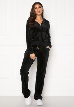 Juicy Couture Del Ray Classic Velour Black Bubbleroom.no