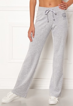 Juicy Couture Luxe Juicy Crown Pant Silver Lining Bubbleroom.no