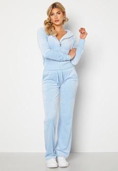 Juicy Couture Numeral Del Ray Pants Powder Blue Bubbleroom.no