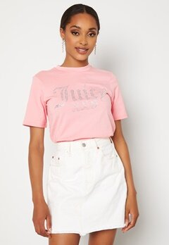Juicy Couture Numeral T-Shirt Almond Blossom Bubbleroom.no