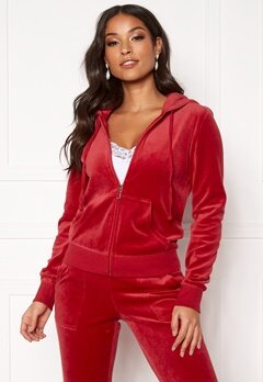 Juicy Couture Velour Track On Going Jkt Astor Bubbleroom.no