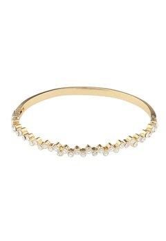 SNÖ of Sweden Kairo Small Oval Bracelet Gold/Clear Bubbleroom.no
