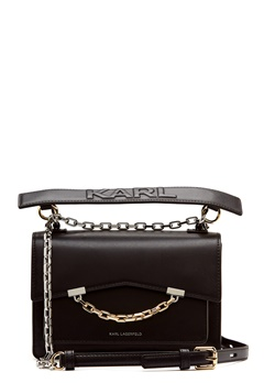 Karl Lagerfeld Karl Seven Shoulderbag Black Bubbleroom.no