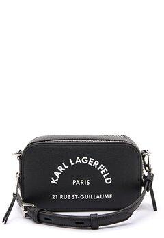 Karl Lagerfeld Rue St Guillaume Bag A999 Black Bubbleroom.no