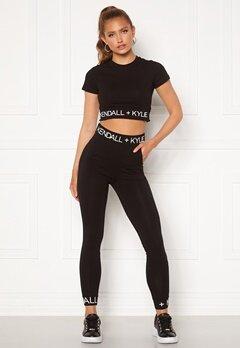 KENDALL + KYLIE K&K Logo Waist Leggings  Bubbleroom.no