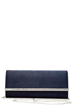 Koko Couture Bea Bag Navy Bubbleroom.no