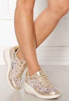 LA Gear Lush Sneakers Champagne Bubbleroom.no