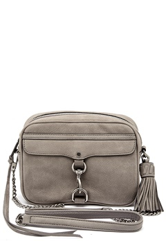 Rebecca Minkoff Large Mab Camera Bag Grey Bubbleroom.no