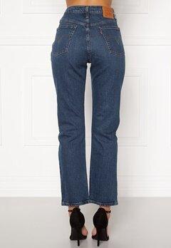 LEVI'S 501 Crop Jeans 0094 Charleston All Bubbleroom.no