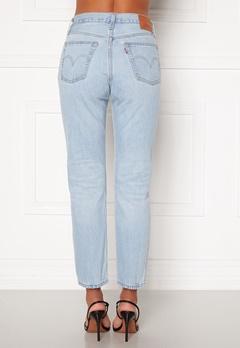 LEVI'S 501 Crop Jeans 0124 Luxor Ra Bubbleroom.no
