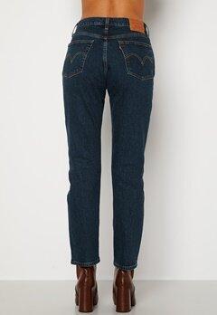 LEVI'S 501 Crop Jeans 0179 Salsa Stonewash Bubbleroom.no