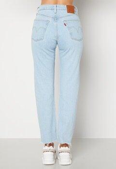 LEVI'S 501 Crop Jeans 0180 Samba Goal Bubbleroom.no