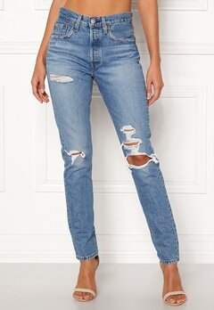 LEVI'S 501 Skinny 0078 Nice As Pie Bubbleroom.no