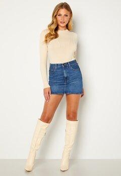 LEVI'S 70S High Micro Mini Skirt 0000 Mini Me bubbleroom.no