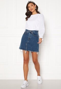 LEVI'S Hr Decon Iconic Bf Skirt 0009 Meet In The Mid Bubbleroom.no