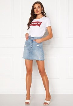 LEVI'S Hr Decon Iconic Bf Skirt 0015 Gateway Bubbleroom.no