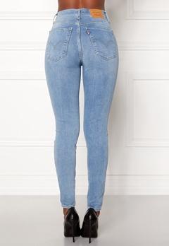 LEVI'S Milehigh Superskinny Jeans 0079 You Got Me Bubbleroom.no