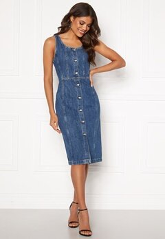 LEVI'S Sienna Dress Out of the blue Bubbleroom.no