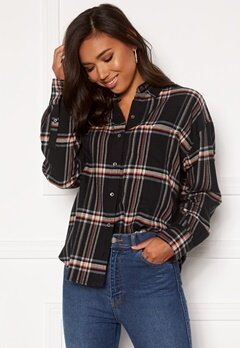 LEVI'S The Relaxed Shirt 0003 Whittier Caviar Bubbleroom.no