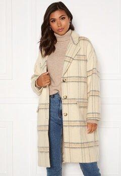LEVI'S Wool Cocoon Coat 0001 Whittier Almond Bubbleroom.no