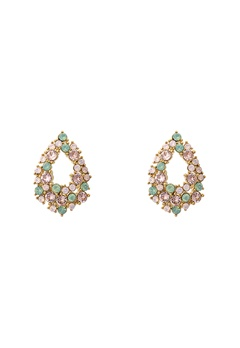 LILY AND ROSE Petite Alice Earrings Rainbow Bubbleroom.no