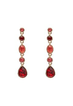 LILY AND ROSE Petite Lucy Earrings Royal Love Bubbleroom.no