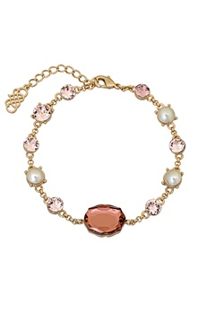 LILY AND ROSE Rosie Bracelet Pink Champagne Bubbleroom.no