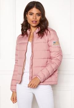 26e14977 Svea Lissabon Jacket Dusty Pink Bubbleroom.no