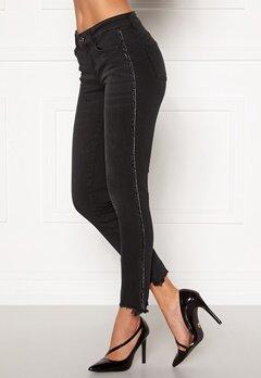 Liu Jo Ideal Jeans 87202 Den.Black comp Bubbleroom.no