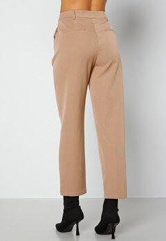 Lojsan Wallin x BUBBLEROOM Suit pants Beige bubbleroom.no