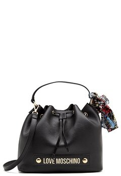 Love Moschino Love II Bag Black Bubbleroom.no