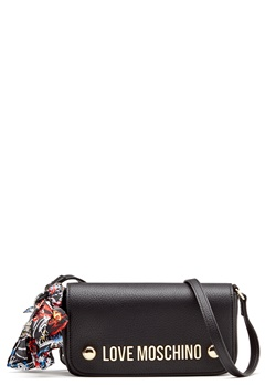 Love Moschino Love M II Bag Black Bubbleroom.no