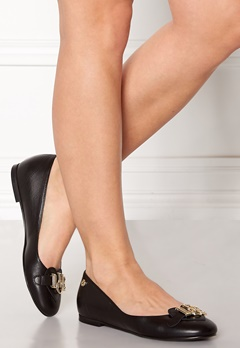 Love Moschino Ballerina Leather Shoes JA11061C05JA0 Bubbleroom.no