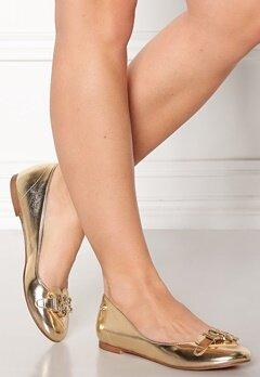 Love Moschino Ballerina Shoes 900 Platinum Bubbleroom.no